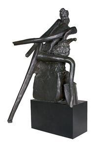 Nymph and Goat - Reuben Nakian