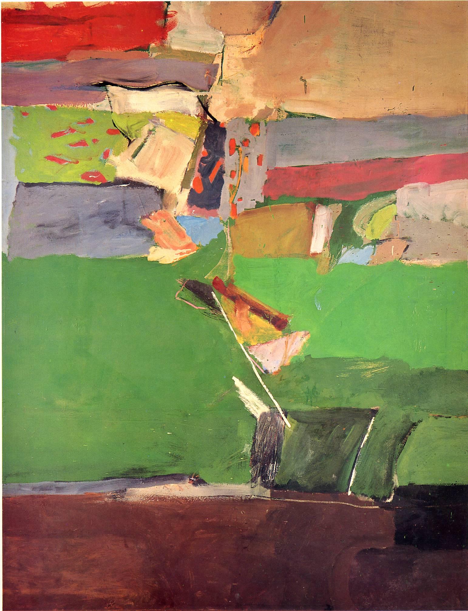 Berkeley No  13 Prev NextRichard Diebenkorn Paintings