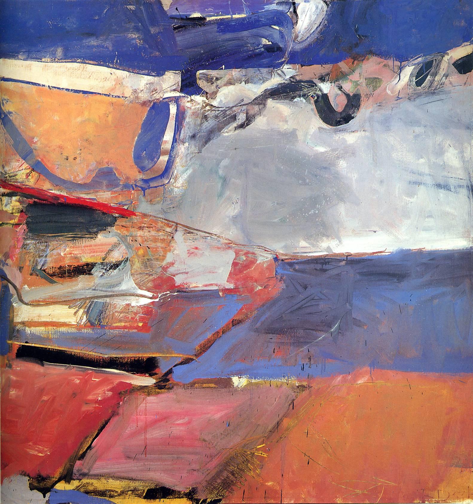 Berkeley No  22Richard Diebenkorn Paintings