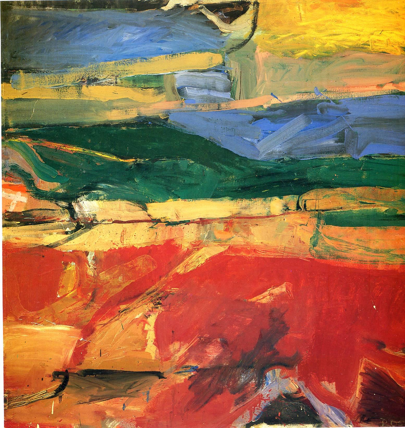 Berkeley No  32 Prev NextRichard Diebenkorn Paintings