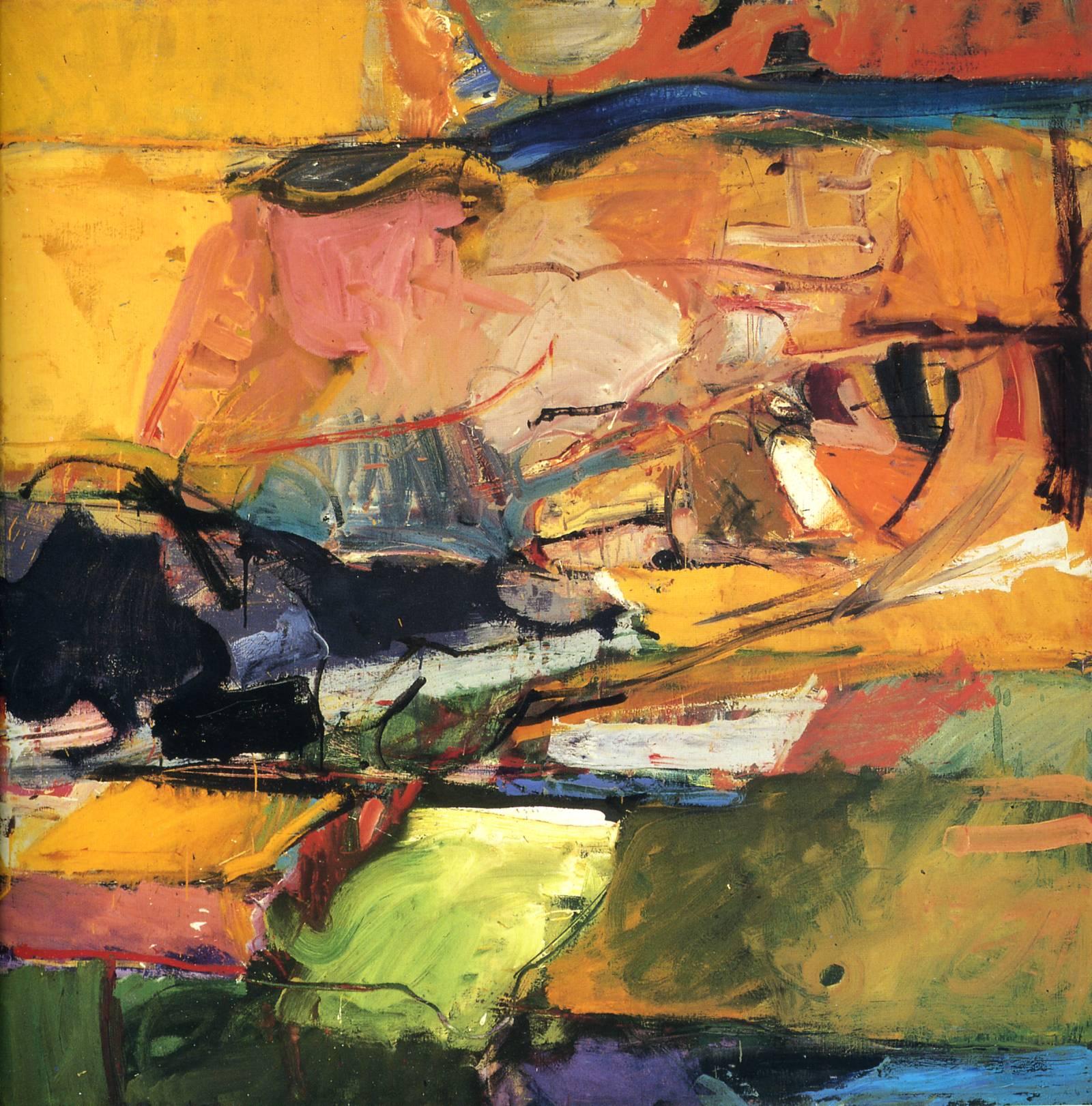 Richard Diebenkorn Interiors