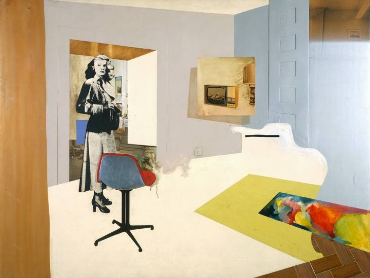 Interior II, 1964 - Richard Hamilton