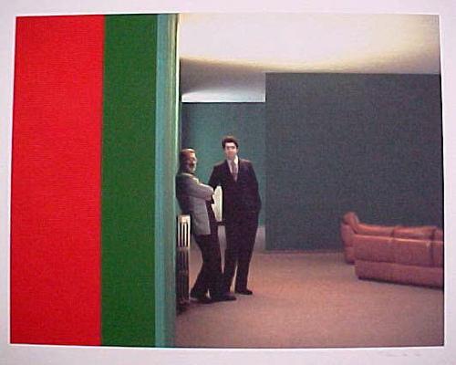 Marconi & Son, 1998 - Richard Hamilton