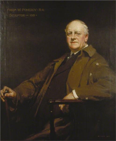 Frederick W. Pomeroy - Річард Джек