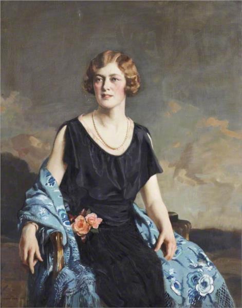 Lady Phyllis Hervey - Richard Jack