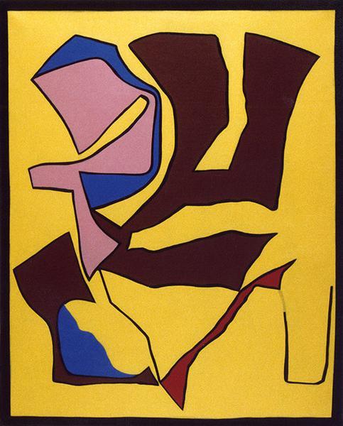 Ajaccio I, 1959 - Richard Mortensen
