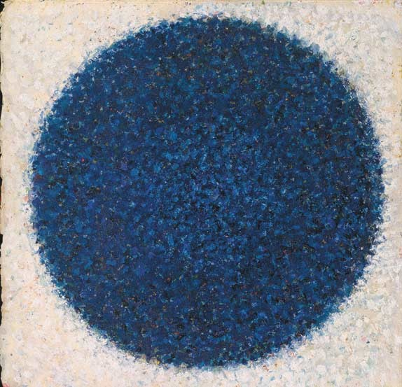 Moon Meditation, 1960 - Richard Pousette-Dart