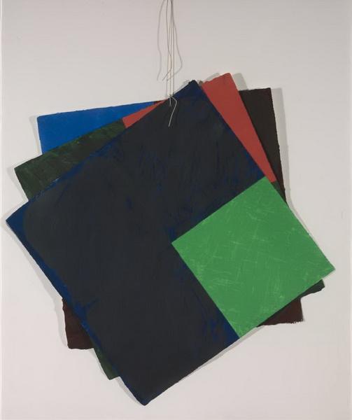 Nosegay Green, 1975 - Richard Smith