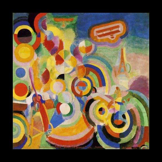 Robert Delaunay Famous Paintings