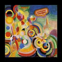 Omaggio a Bleriot - Robert Delaunay