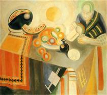 The Bowl - Robert Delaunay