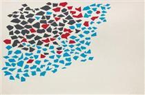 Abstract Composition - Robert Goodnough
