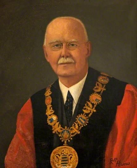 G. A. Berry, Mayor of Salisbury - Robert Harris