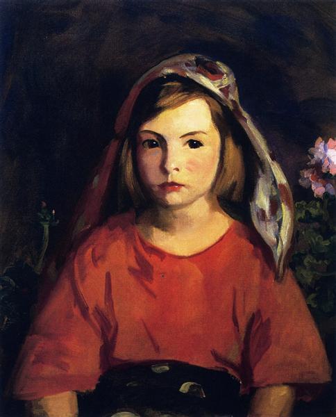 Agnes, 1921 - Robert Henri