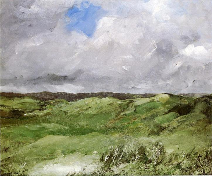 Gray Dunes - Robert Henri