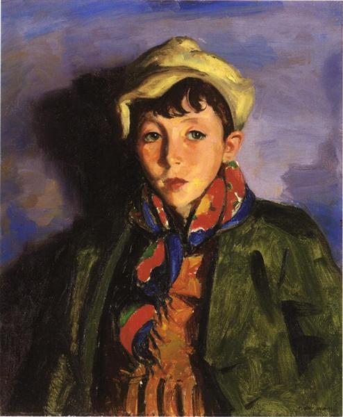 Johnnie Patton, 1924 - Robert Henri