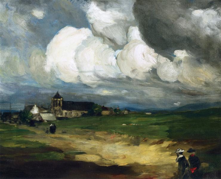 Spain, 1902 - Robert Henri