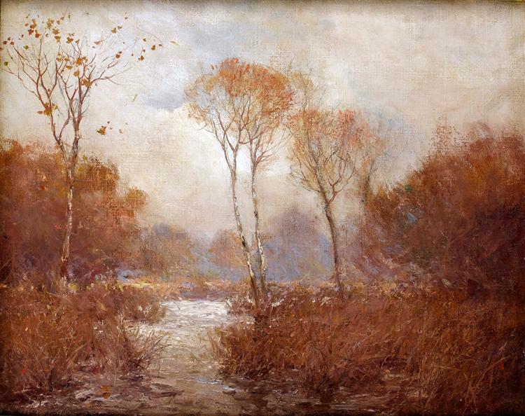 October Landscape - Robert Julian Onderdonk
