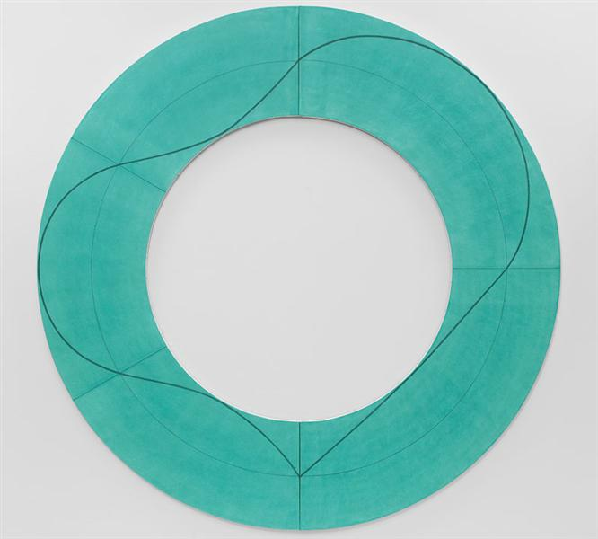 Ring Image C, 2008 - Robert Mangold