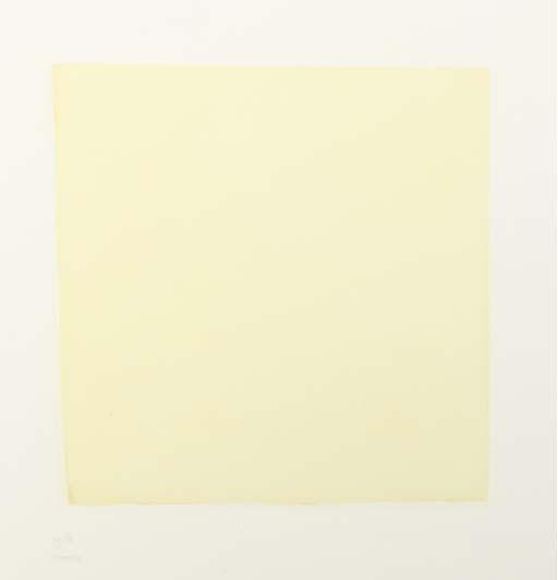 Untitled (from Seven Aquatints) - Robert Ryman