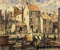 Boating Party - Robert Spencer