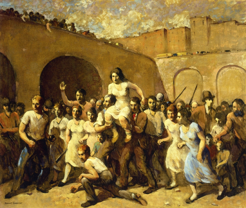 The Seed of Revolution, 1928