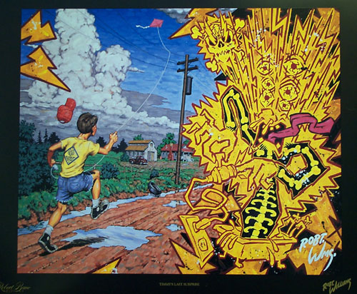 Timmy's Last Surprise, 1993 - Robert Williams