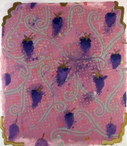 Royal Grape, 1981 - Robert Zakanitch