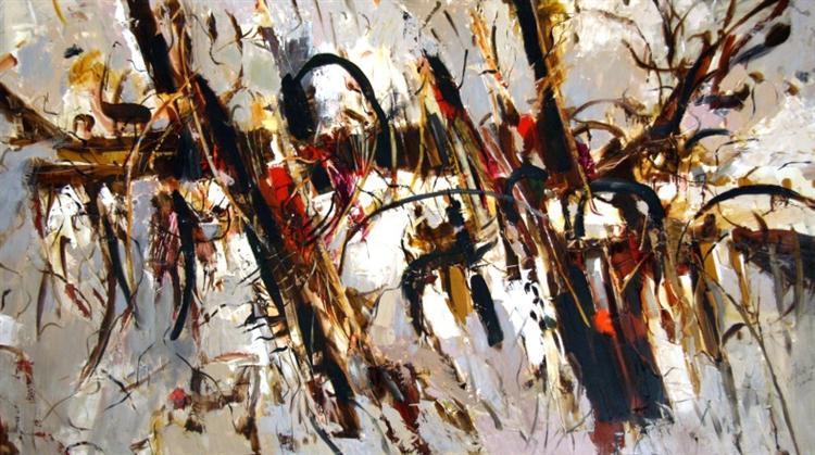 Rhythm, 2008 - Romul Nutiu