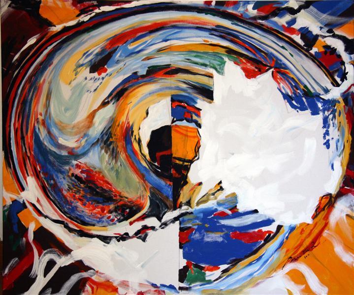 Spiral, 2011 - Romul Nutiu