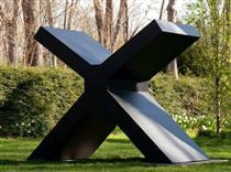 The X - Ronald Bladen