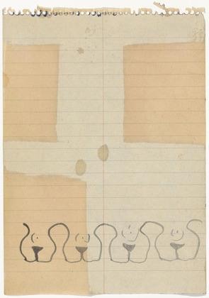 Untitled, 1984 - Rosemarie Trockel