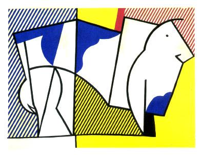 Bull III, 1973 - Roy Lichtenstein