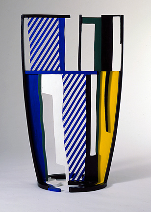 Glass IV, 1977 - Roy Lichtenstein