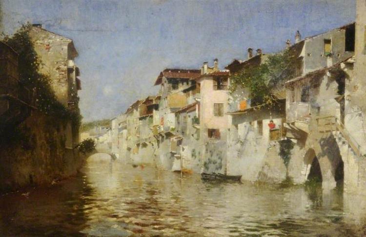 Verona, Italy - Rubens Santoro