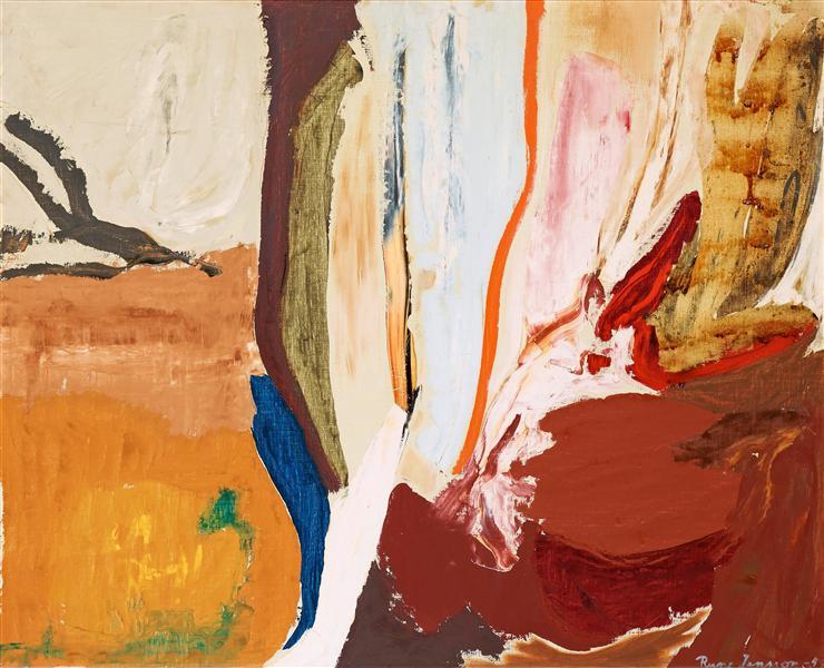 Narrow passage, 1957 - Rune Jansson