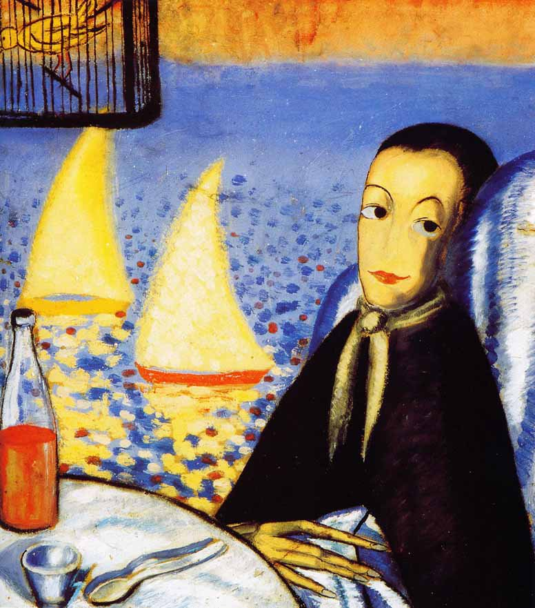 Sick Boy (Self-portrait in Cadaqués), c.1923 - Salvador Dali ...