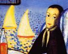 Sick Boy (Self-portrait in Cadaqués) - Salvador Dali