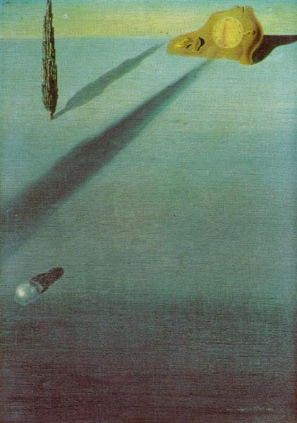 The Sense of Speed, 1931 - Salvador Dali