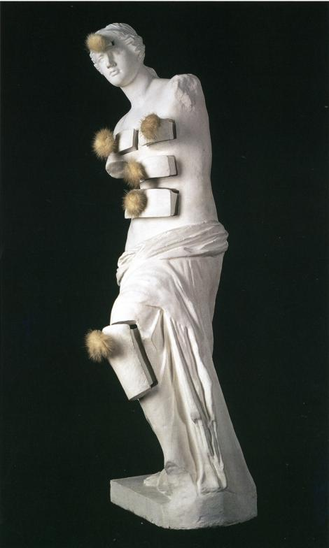 pin salvador dali venus de milo aux tiroirs sculpture 1981 on