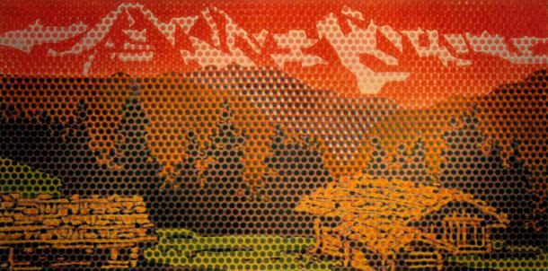 Oberland bernois, 1967 - Самуэль Бури