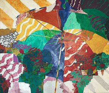 Parasol, 1964 - Самуэль Бури