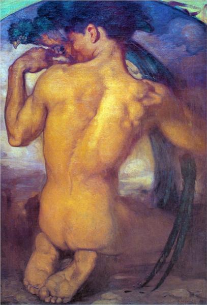 El Quetzal, 1916 - Saturnino Herran