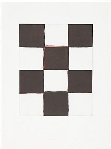 Checker, 1994 - Sean Scully