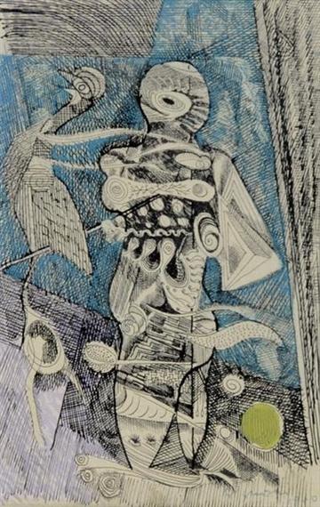 Pétrification, 1940 - Serge Brignoni
