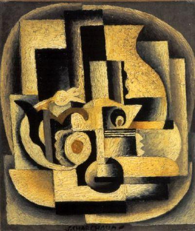 Composition, 1922 - Serge Charchoune