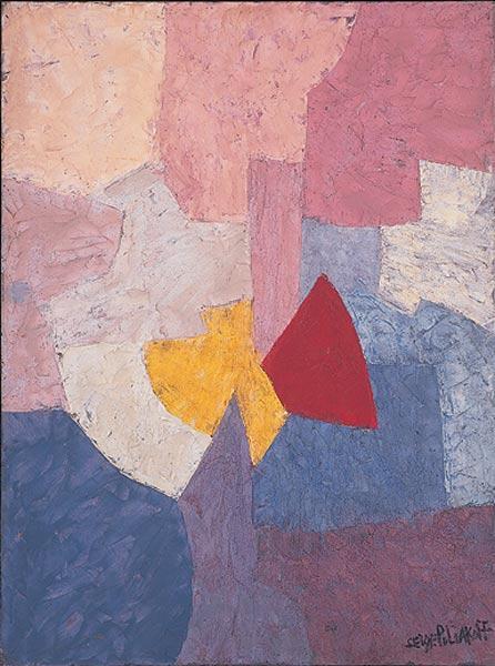 Composition, 1960 - Serge Poliakoff