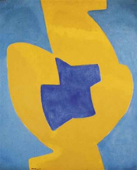 Composition abstraite, 1968 - Serge Poliakoff