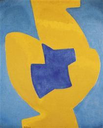 Composition abstraite - Серж Поляков