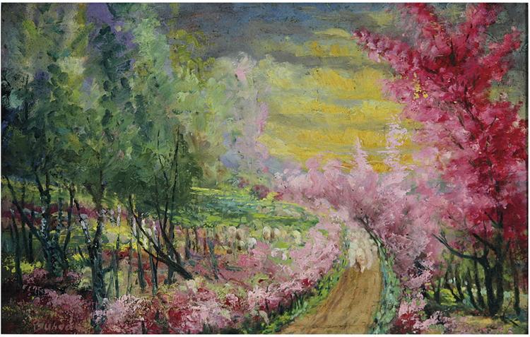 Springtime - Sever Burada